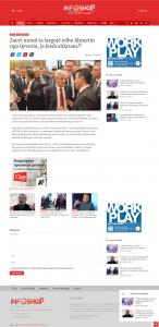 Infoshqip: Zaevi mund ta largojë edhe Ahmetin nga Qeveria, ja kush shkruan?!